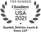 Chambers USA 2021
