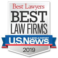 best lawfirms US News Seal